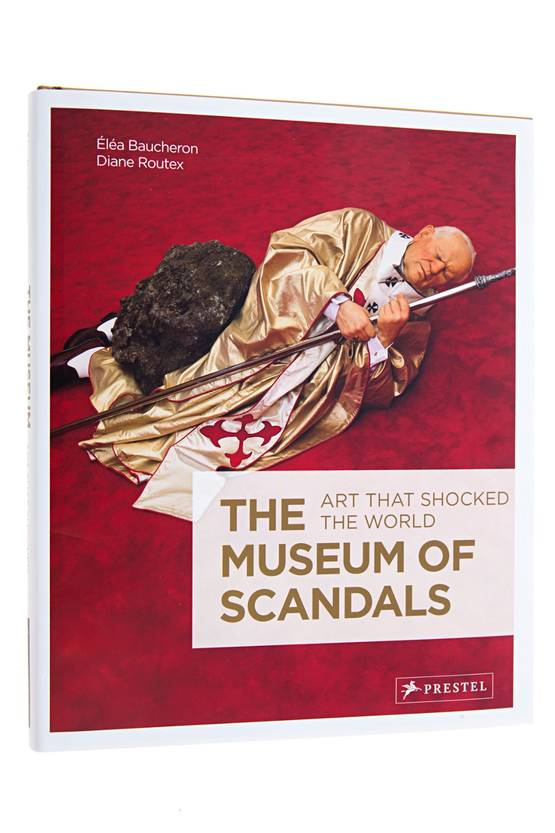 THE MUSEUM OF SCANDALS -  - 9783791348490 - 1