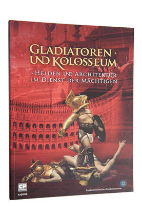 GLADIATORS AND THE COLOSSEUM -JULKAISU -  - 1494 - 1