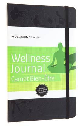 MOLESKINE WELLNESS JOURNAL -  - 9788862933186 - 1